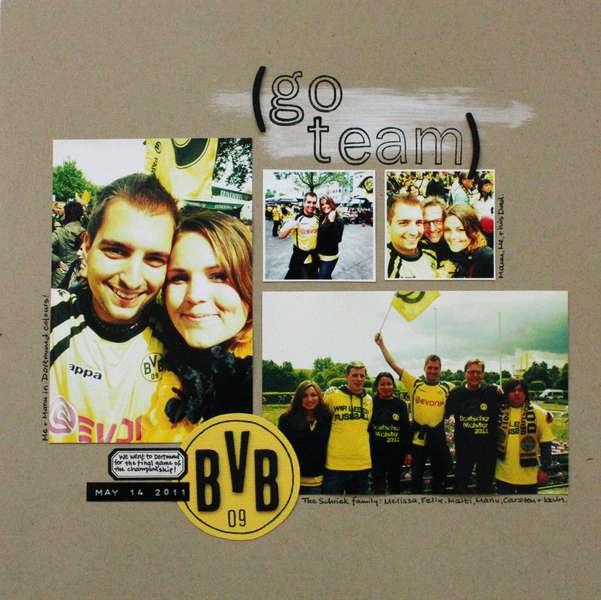 Go Team! (Dortmund BVB)