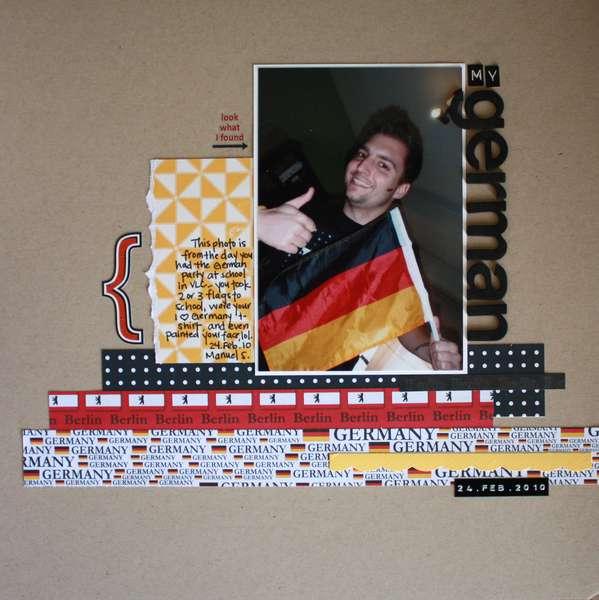 (My) German