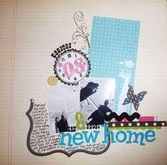 Mum & Dad's New Home