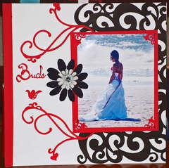 Bride on Shore
