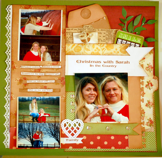 Christmas wtih Sarah
