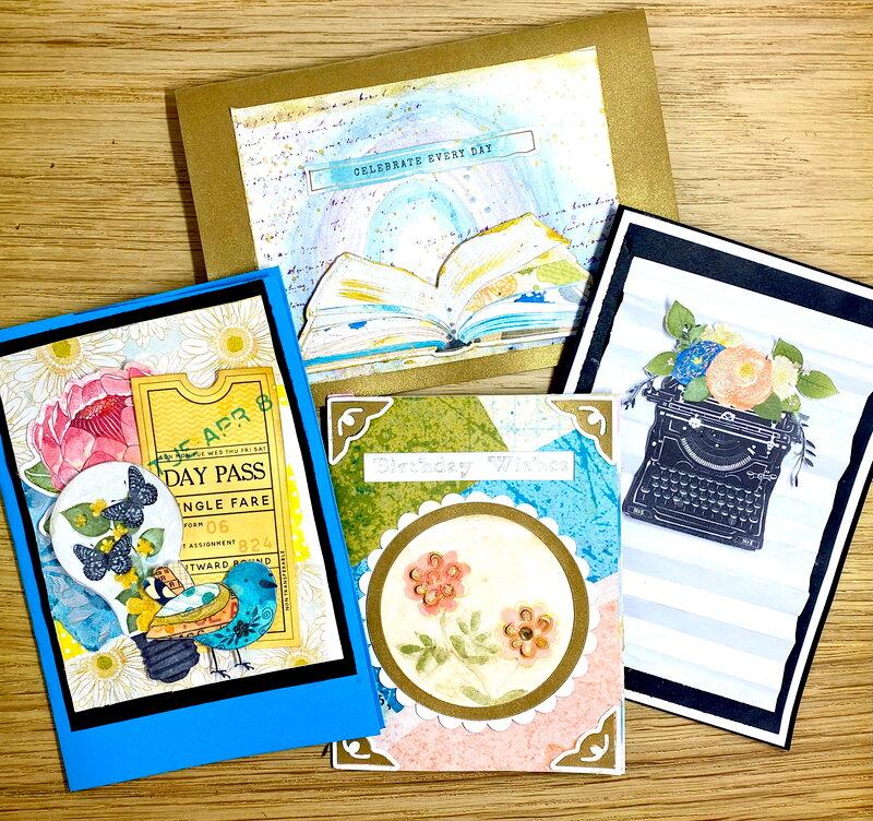 Vicki Boutin Storyteller Cards