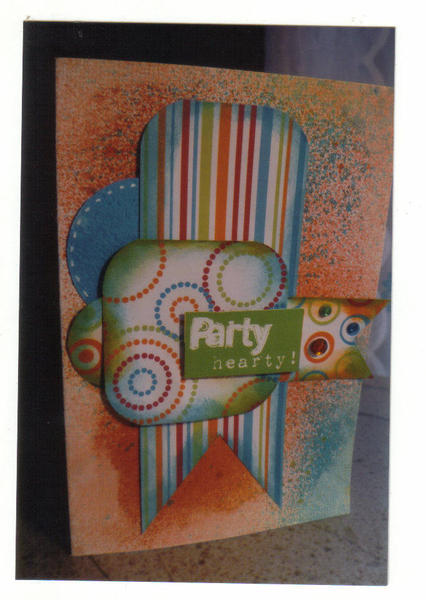party hearty scraps