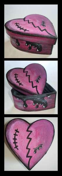 Frankenheart Box