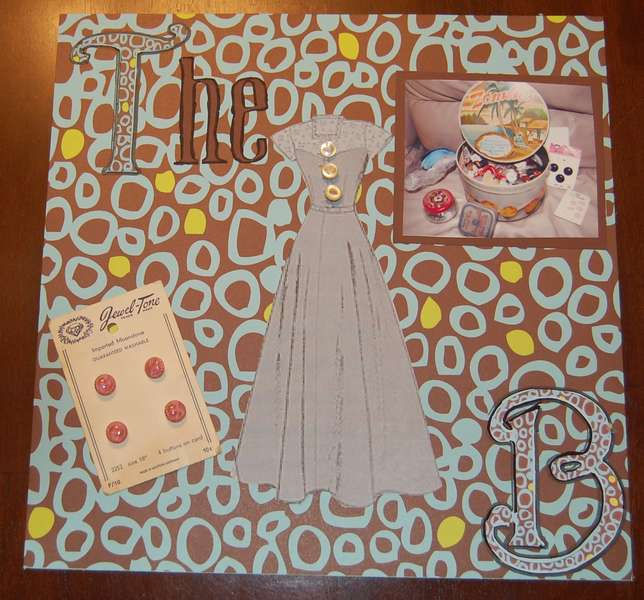 The Button Box (left page)