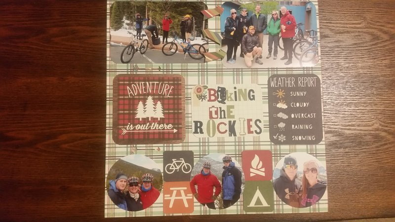 Biking the Rockies