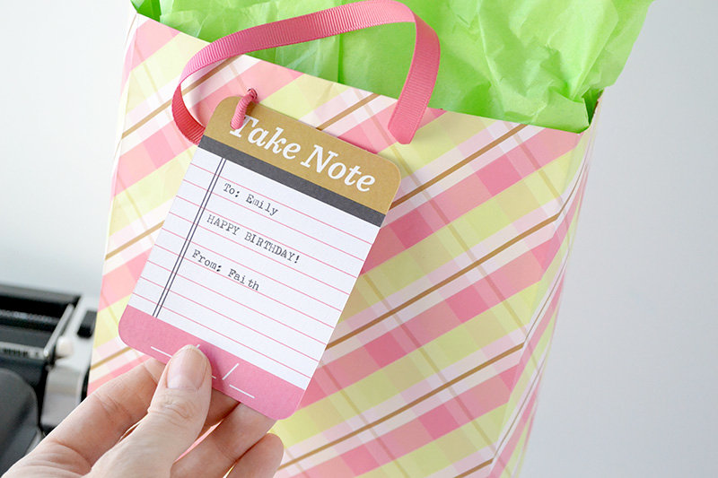 Easy Gift Tags
