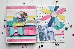 *We R* FUSEables Card Kit Mini Album