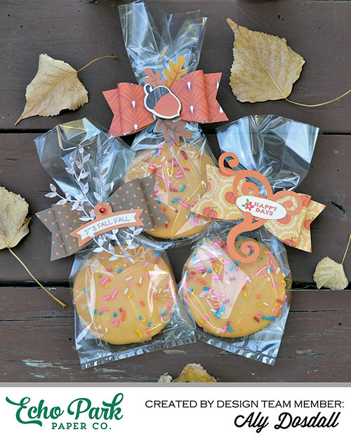 *Echo Park* Fall Treat Bags