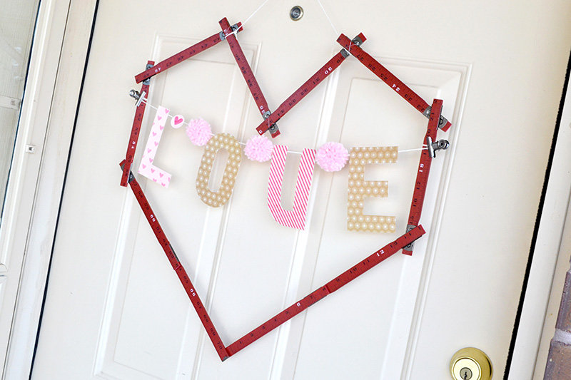 Ruler Studio Heart Frame