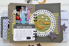 *We R* Halloween Costumes Mini Album