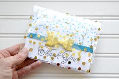 *We R* Letterpress Thank You Card