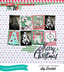 *Echo Park* Merry Christmas