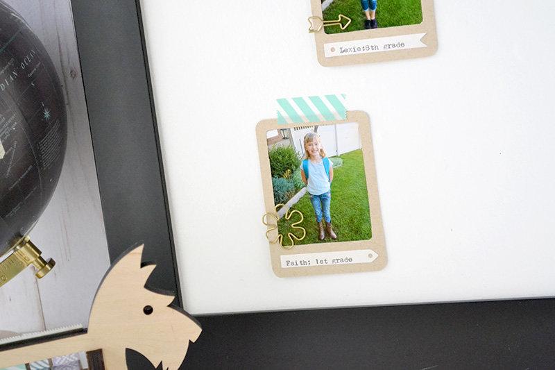 School Photo Frames