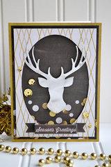 *We R* Seasons Greetings Card