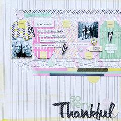 *We R* So Very Thankful