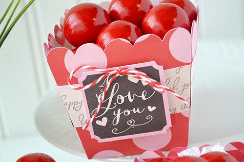 *Echo Park* Valentine's Day Treat Boxes