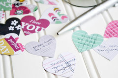 *We R* DIY Wedding Advice Cards