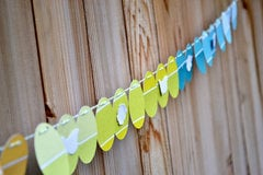 *We R* paint chip easter garland