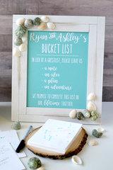 Beach Wedding Bucket List