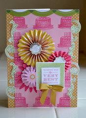 *Anna Griffin* birthday card