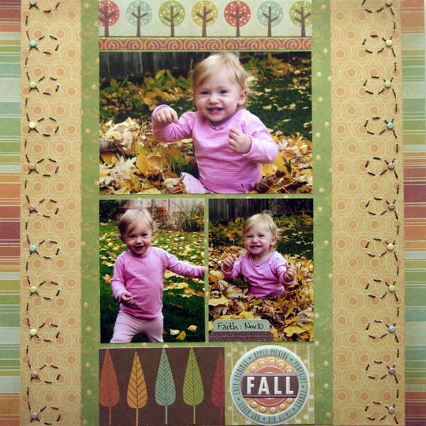 Fall *New We R Memory Keepers