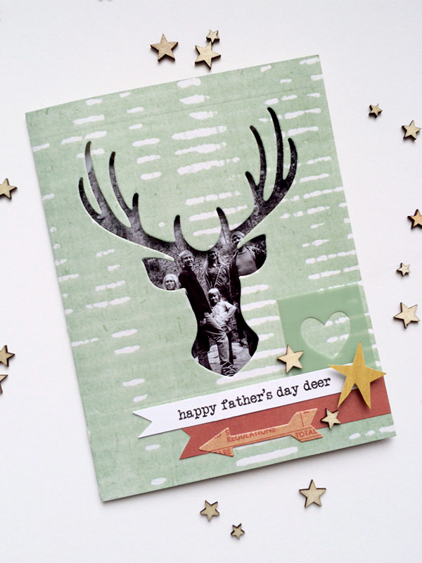 *We R* Father's Day Photo Card