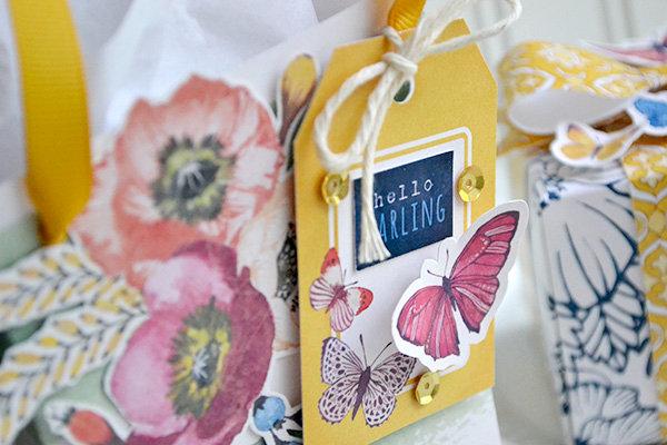 *We R* Wildflower Gift Packaging