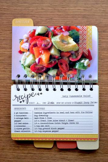 *We R* Recipe Book Cinch Kit