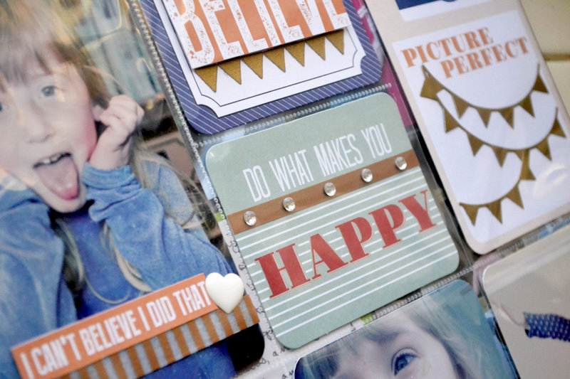 *Teresa Collins* Albums Made Easy Layout