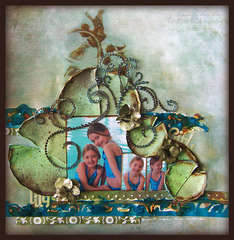 My Lilygirls **Couture Cardstock**