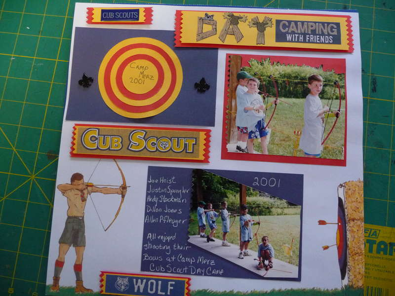 The Archers Cub Day Camp