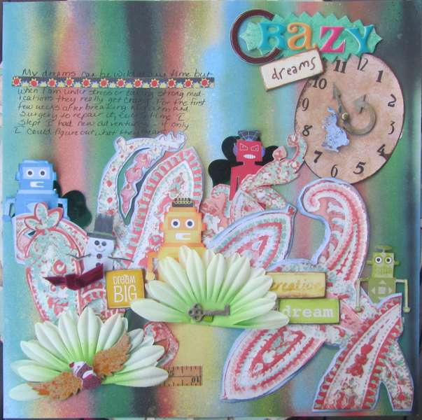 Crazy Dreams (Ugly Papers)