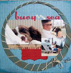 Buoy by the Sea