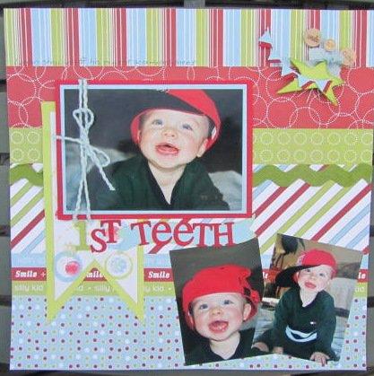 1st Teeth