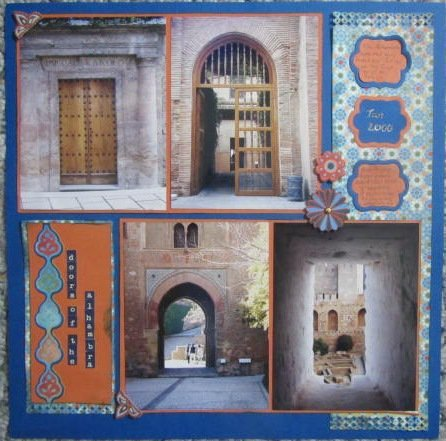 Doors of the Alhambra