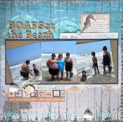 BOAFS at the Beach