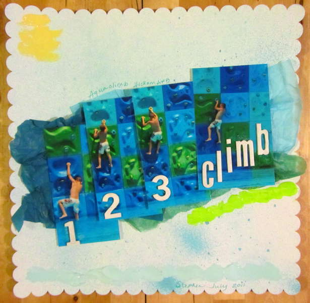 1,2,3 Climb