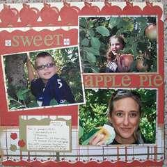 as sweet as apple pie