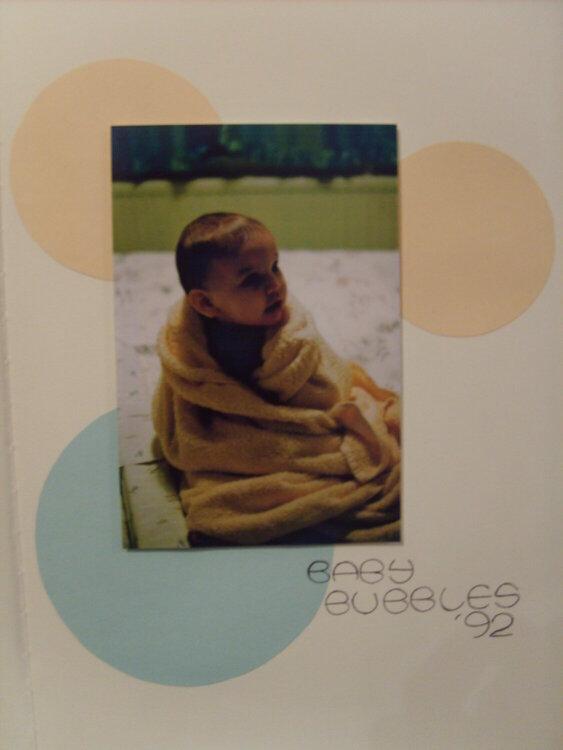 Baby Bubbles '92