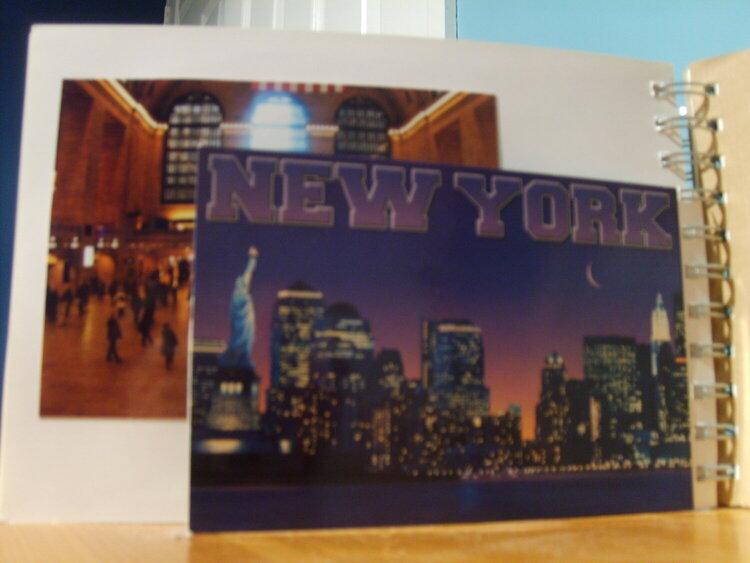 NY postcard