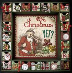 Is it Christmas Yet Advent Calendar