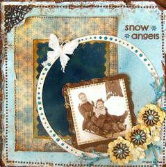 Snow Angels ~*~ Swirlydoos~*~
