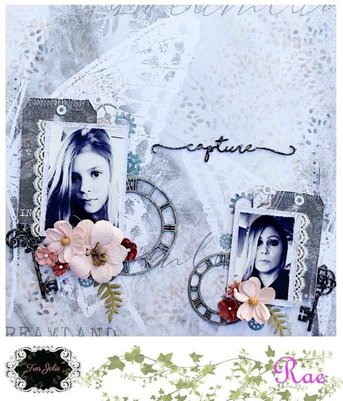 Capture for Tres Jolie Kit Club
