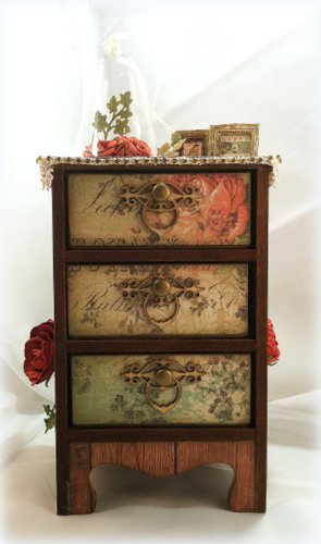 Hopes and Dreams Dresser ***SWIRLYDOOS KIT CLUB***