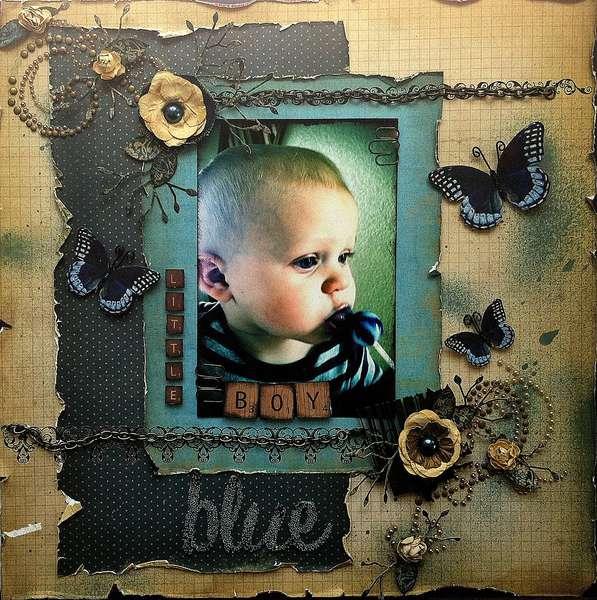 Little Boy Blue ***SWIRLYDOOS***