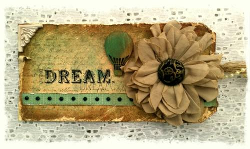 Dream Tag **SWIRLYDOOS KIT CLUB**