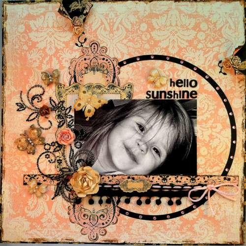 Hello Sunshine ~SWIRLYDOOS~