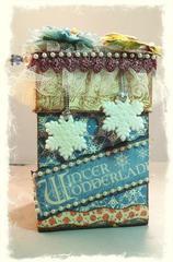 Winter Wonderland Gift Box ***SWIRLYDOOS KIT CLUB***