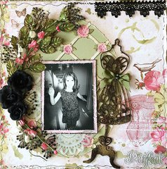 "~Blue Fern Studios~ ""Perfect"" Layout"